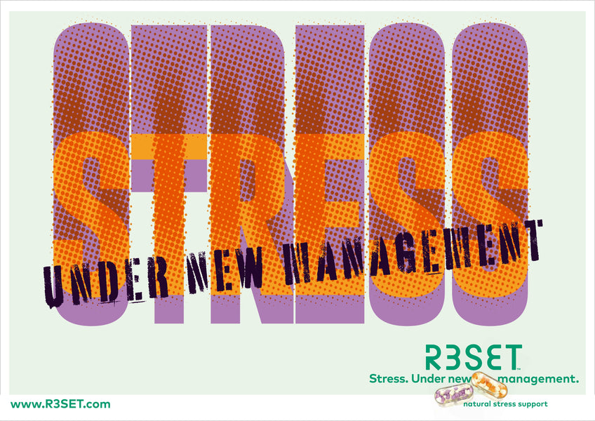 Stress is Now Under New Management
