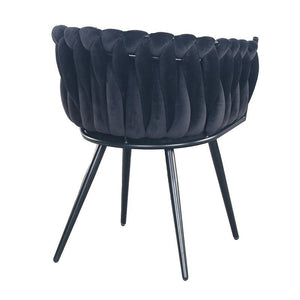 Wave Chair Black