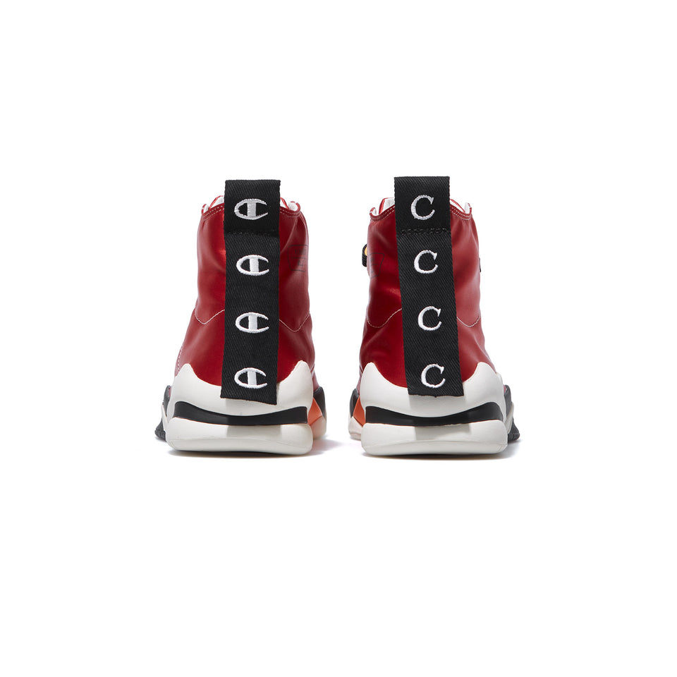 CASBIA X CHAMPION CENTURY SNEAKERS SATIN