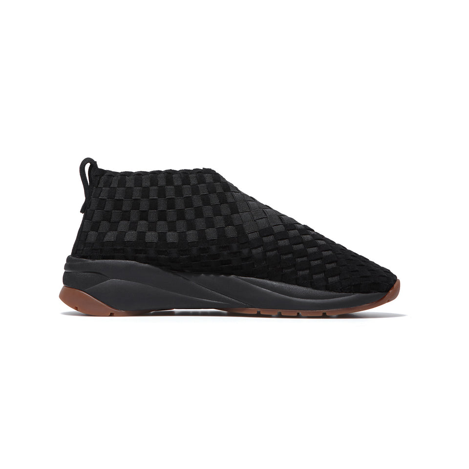 Man Rev	Black / Black Sole