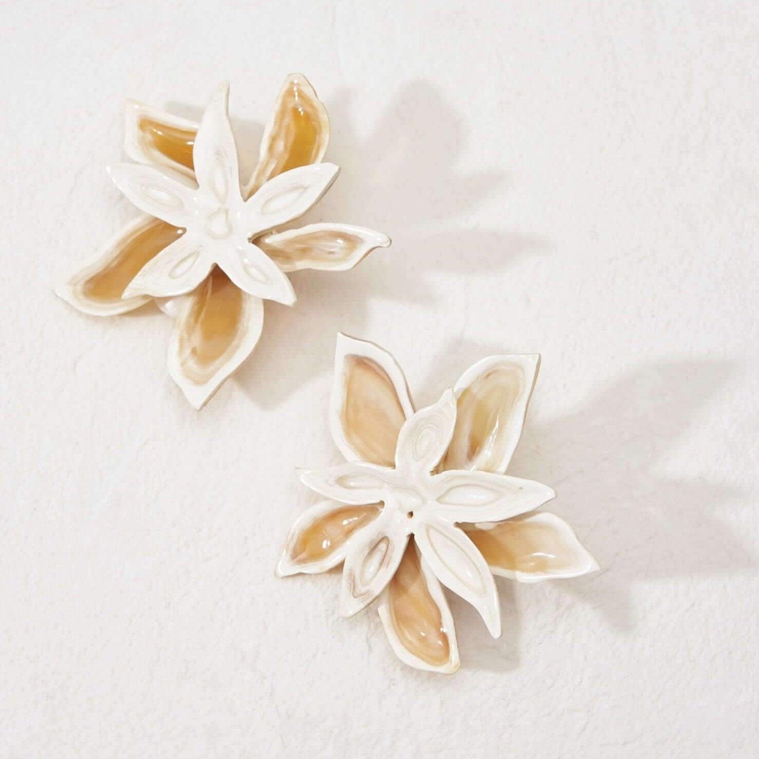 Oleander Earrings