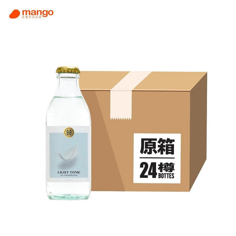 StrangeLove - Light Tonic 湯力水 180ml (原箱24樽)