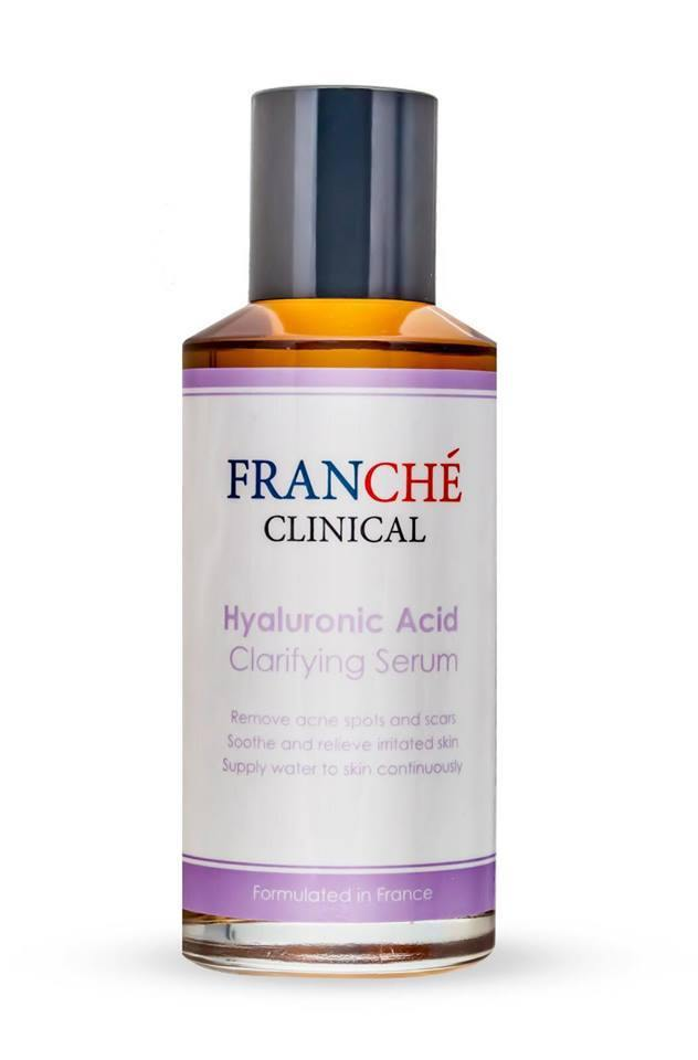 FRANCHE CLINICAL - Hyaluronic Acid Clarifying Serum 玻尿酸去印粉刺精華水 -  Mango Store
