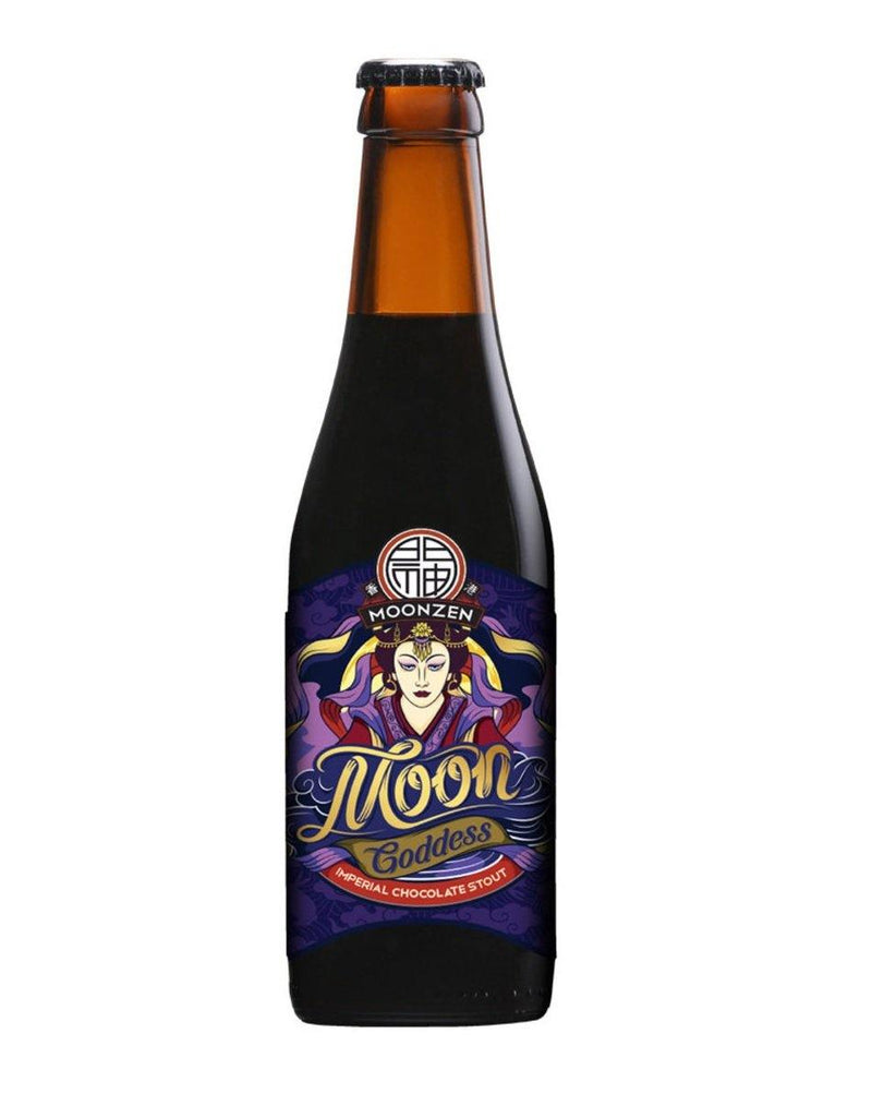 門神 - 嫦娥朱古力啤酒 Moon Goddess Imperial Chocolate Stout 香港手工啤酒 330ml