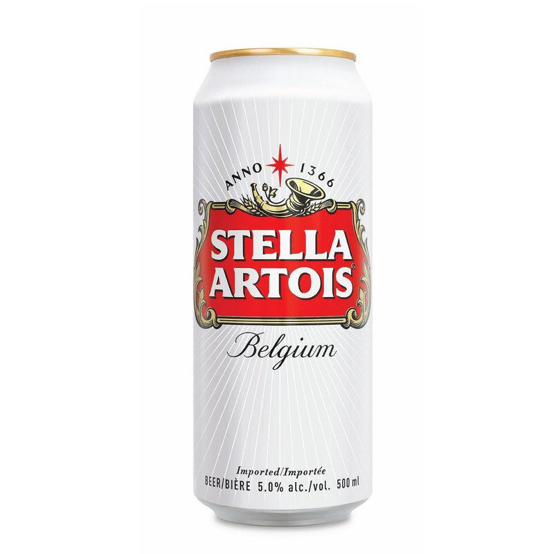 Stella Artois - 500ml罐裝啤酒 -  Mango Store