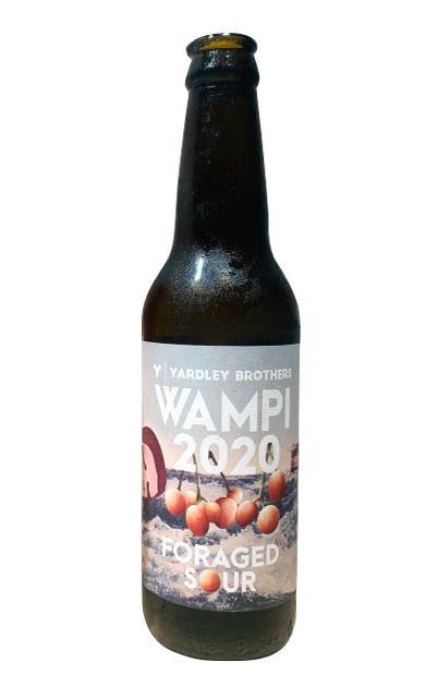 Yardley Brothers Beer - Wampi 2020 Foraged Sour 香港本地手工啤酒 330ml