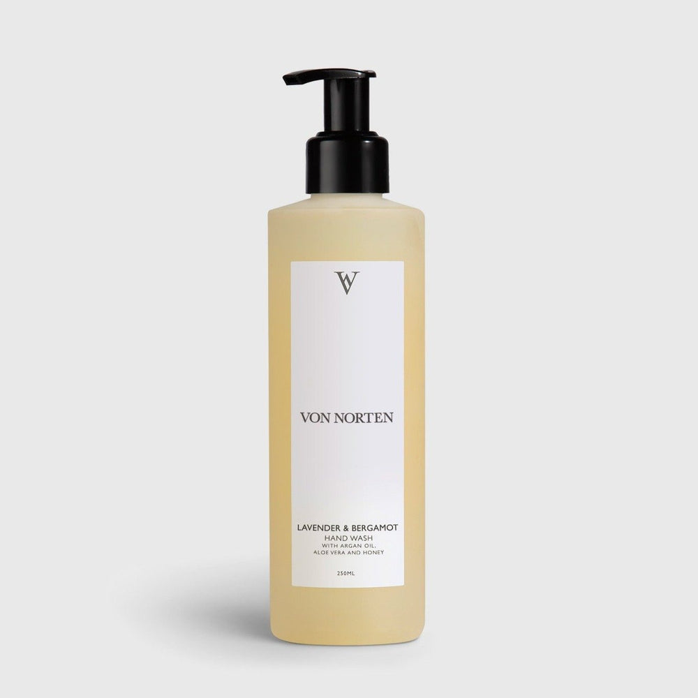 Load image into Gallery viewer, Lavender & Bergamot Hand Wash