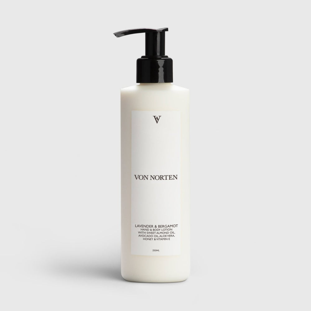 Lavender and Bergamot Hand & Body Lotion