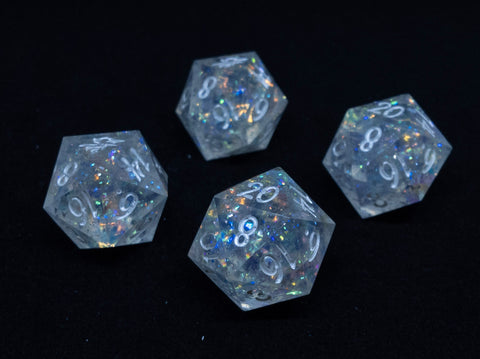 Radiance Dragonsoul Opals Tabletop Single d20