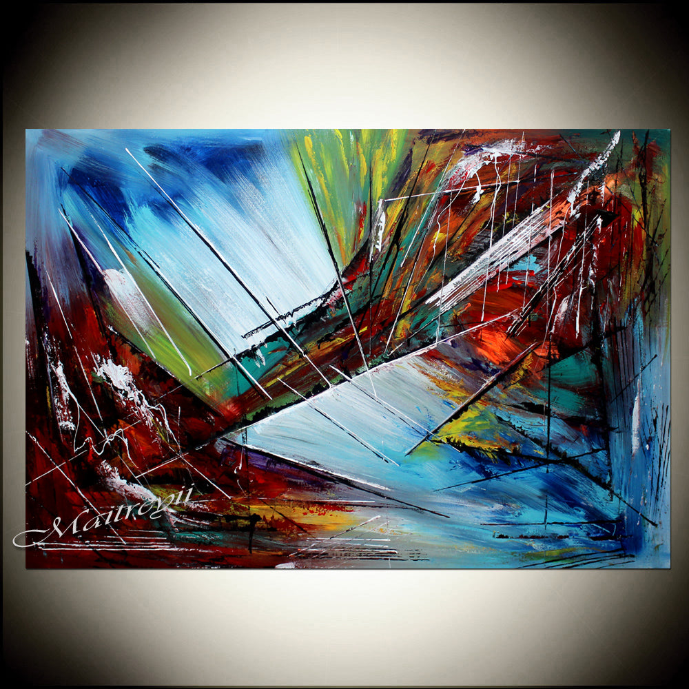 Blog - Modern Abstract Paintings for Luxury Homes.