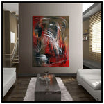 Large Wall Art Painting Modern Art for sale Online - Original Oil Painting on Canvas - Large painting 117 - LargeModernArt