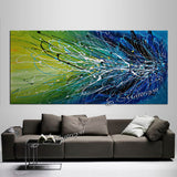 Abstract Paintings  Modern Art For Luxury Homes | Lightning Beauty 2 - LargeModernArt