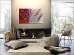 Original Paintings For Sale | Modern Wall Art On Canvas | Sparkling Beauty 2 - LargeModernArt