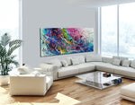 Modern Abstract Wall Art - Jackson Pollock - Vintage Beauty 128 - LargeModernArt