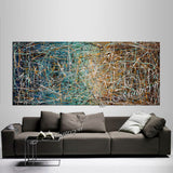 Contemporary Art for Sale | Jackson Pollock | LargeModernArt - Vintage Beauty 69 - LargeModernArt