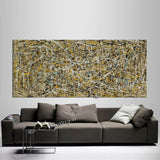 Modern Art for Sale Online | Jackson Pollock | LargeModernArt -Vintage Beauty 70 - LargeModernArt