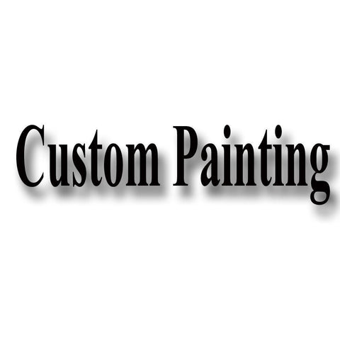 Custom Order  painting Vintage Beauty 148 - LargeModernArt