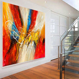 Large Modern Artwork for sale - Luxury home decoration Wall Art - Worldwide Shipping - LargeModernArt