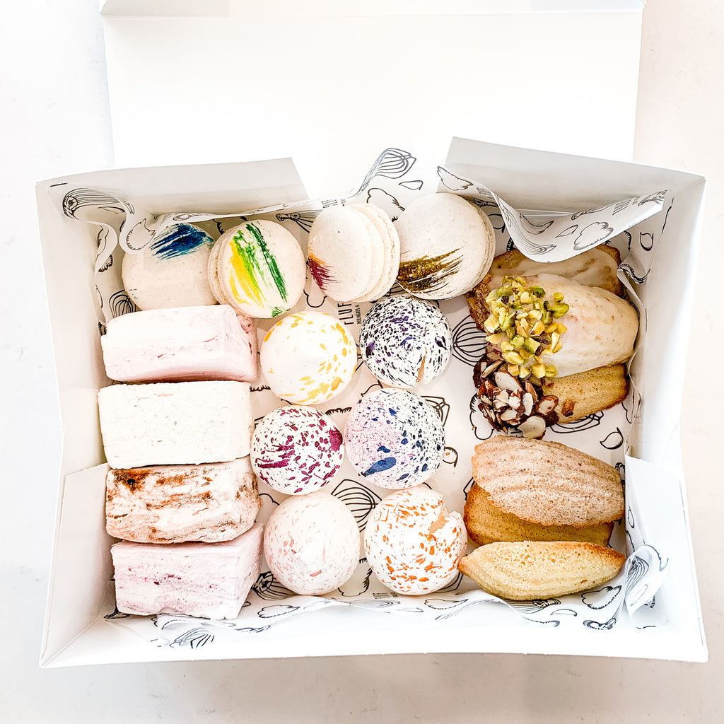 EXECUTIVE PASTRY BOX