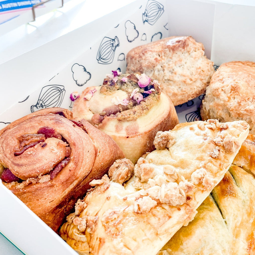 MORNING TEAM BREAKFAST BOX