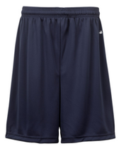 Load image into Gallery viewer, Badger Men's Gym Shorts-9""