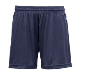Badger Women's Gym Short-5