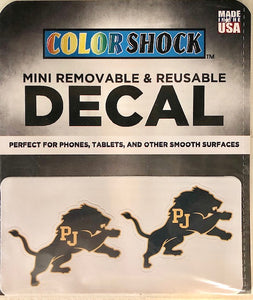 CDI-2 Pack of Leaping Lion Decals