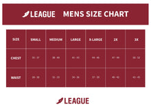 Load image into Gallery viewer, League Stadium Collection- Men's 1/4 zip