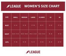 Load image into Gallery viewer, League Women's Active Twist Back Crew