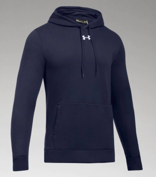 NEW LOGO - Under Armour - Hustle Fleece Collection- Hooded Sweatshirt