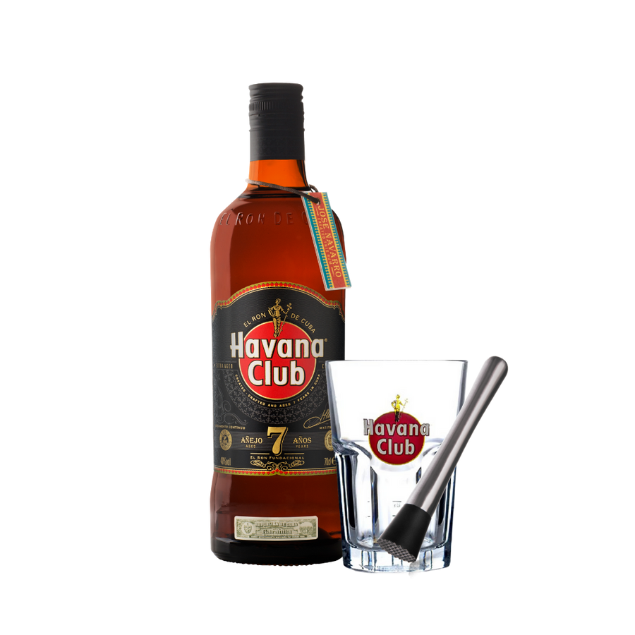 Havana Club 7 year rum mojito kit - Trouble Brewing Store