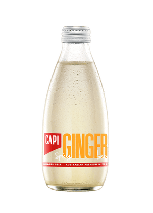 CAPI Spicy Ginger Beer - Trouble Brewing Store