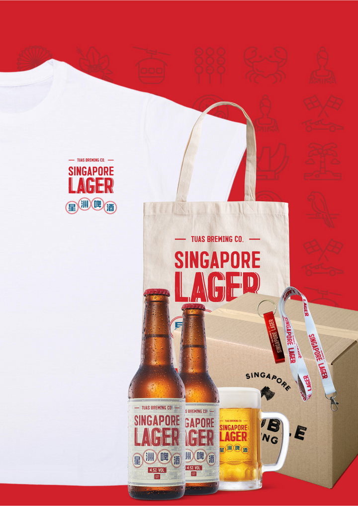 Singapore Bundle - Trouble Brewing Store