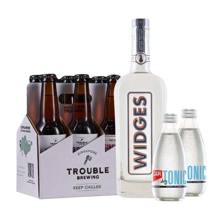 Gin Bundle - Trouble Brewing Store