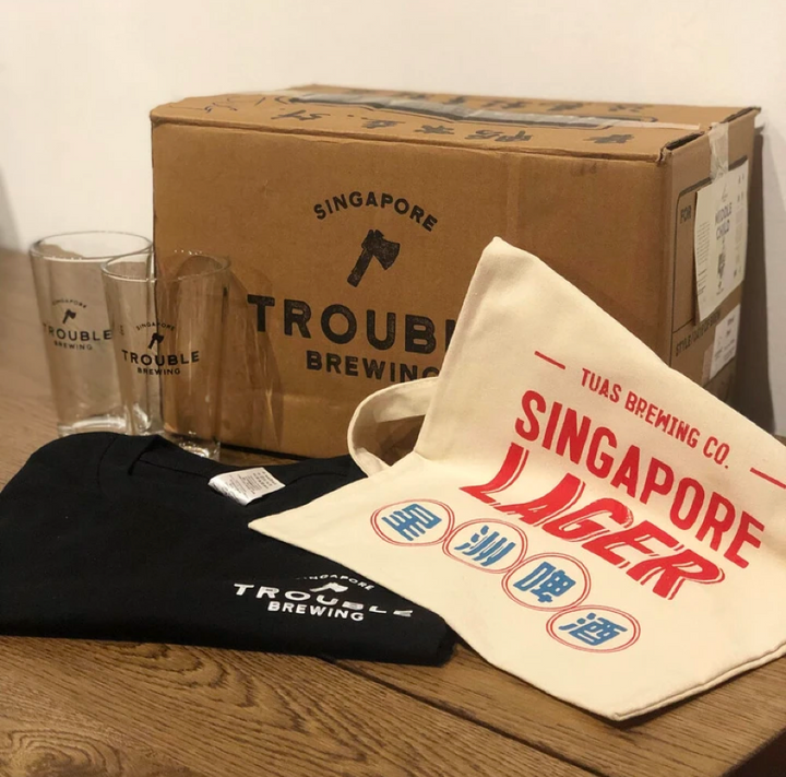 Trouble Brewing Gift Pack - Trouble Brewing Store