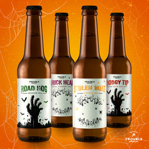 Pre-order Halloween Case (Closes 5pm - 29th October) - Trouble Brewing Store