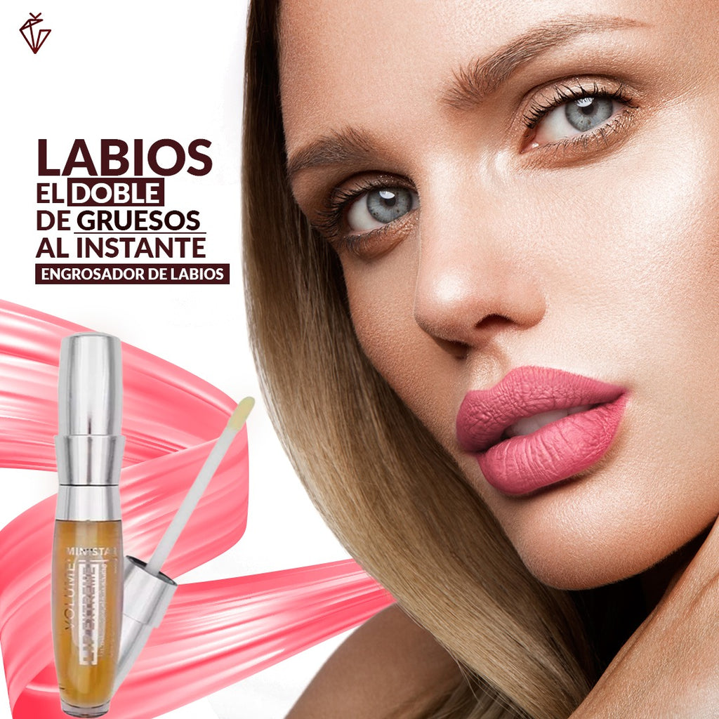 Brillo Labial 3d®