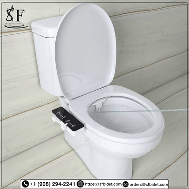 Daisy-2C - Ultra Slim design - Self Cleaning Dual Nozzle Cold – SF Bidet