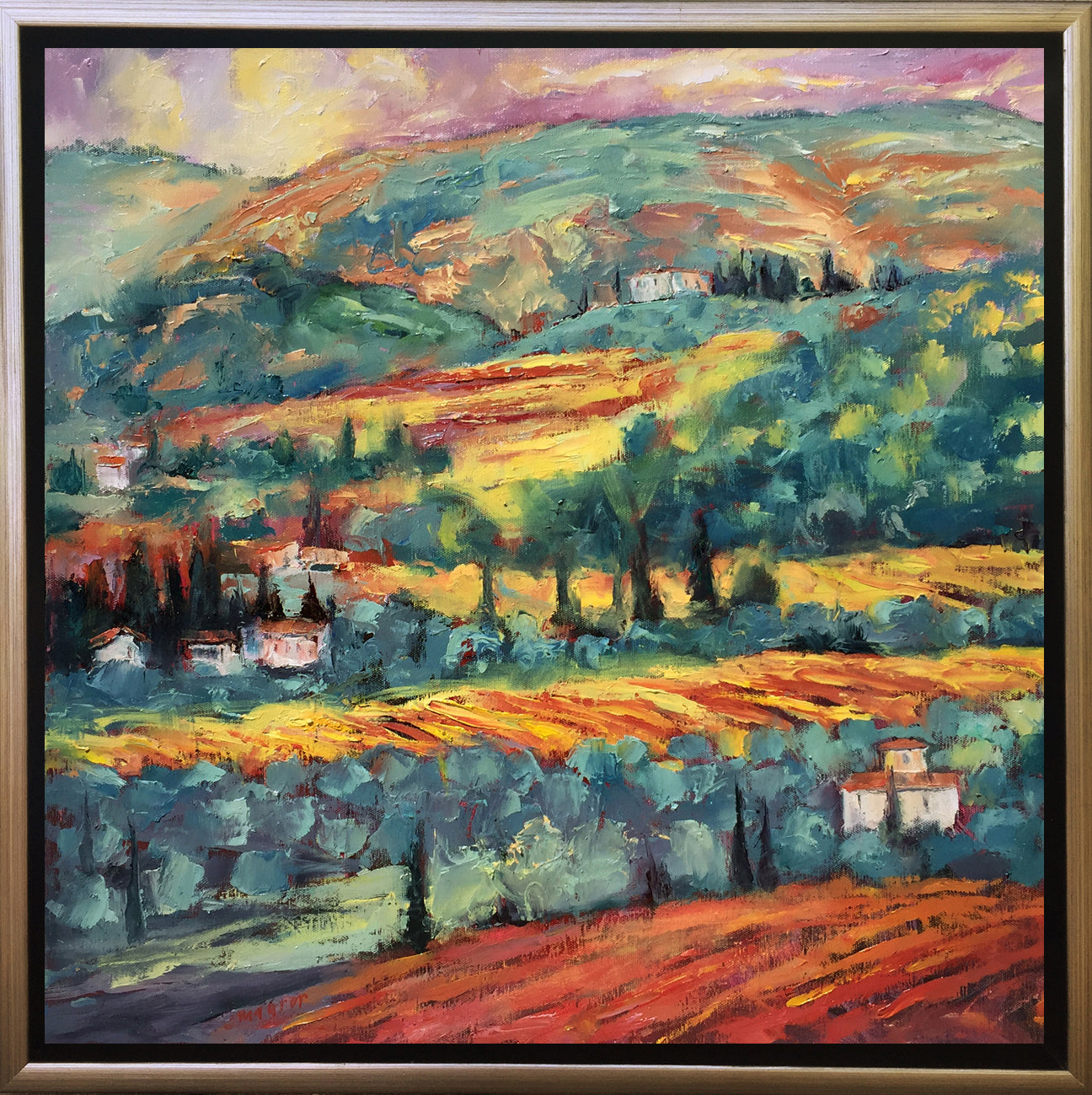 Colors of Chianti