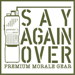 Say Again Over