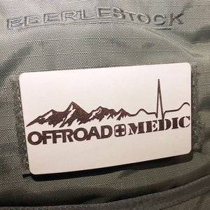 Offroad Medic Morale Patch