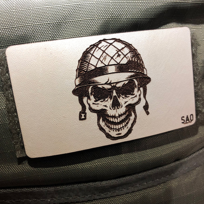 war skull morale patch
