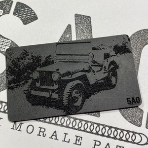 willys velcro morale patch