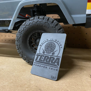 custom morale patch, terra crew