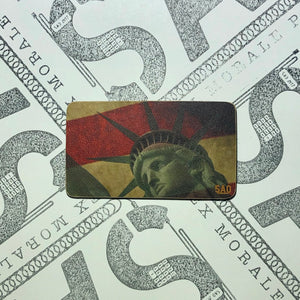 american flag liberty morale patch