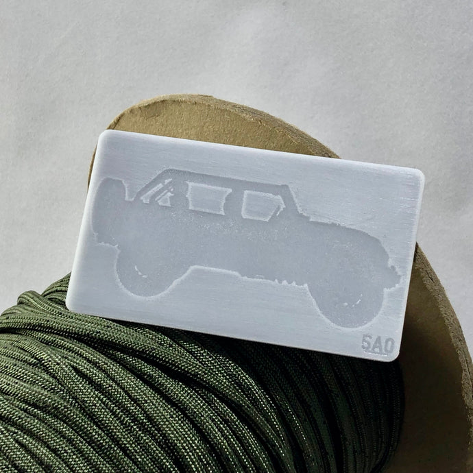 Jeep Outline Morale Patch