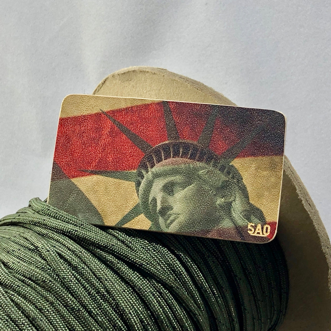 Liberty's Crown Morale Patch