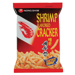 NS) Shrimp Snack Hot