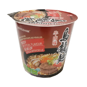 NS) Oolongmen Beef Mini Cup