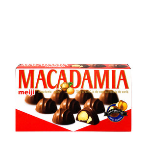 Meiji) Macademia Chocolate